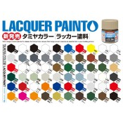 Tamiya Lacquer Paints ( 10 ml ) (81)