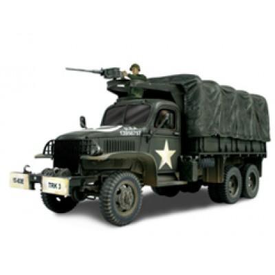 CARGO TRUCK NORMANDY 1944 1/32.