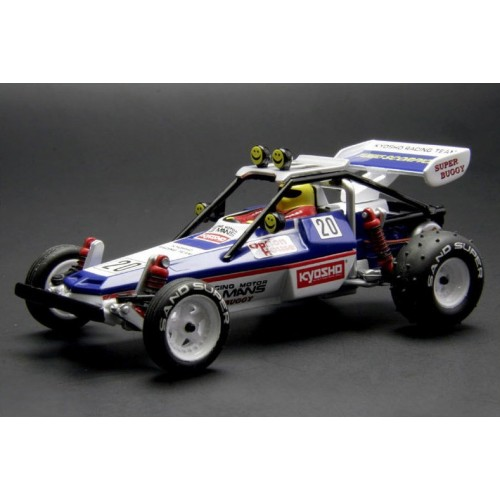 SCORPION TURBO OFF-ROAD - 1/43 SCALE