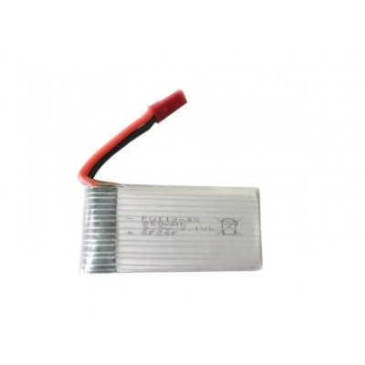 3.7V LiPo BATTERY 850mAh ( LENGTH : 52mm )
