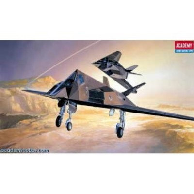 """F-117A STEALTH """"THE GHOST OF BAGHDAD"""" - 1/72 SCALE"""