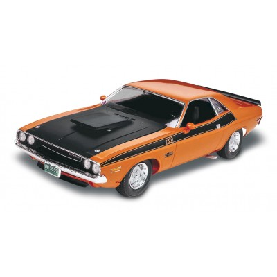 1970 DODGE CHALLENGER 2'n1 - 1/24 SCALE -REVELL 85-2596