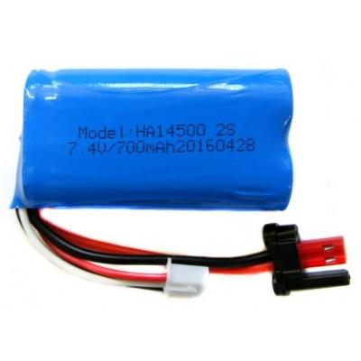 7.4V LiPo BATTERY 700mAh ( FOR FT007 BOAT )